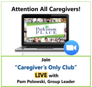 Caregivers Support Group Link to Zoom Meeting