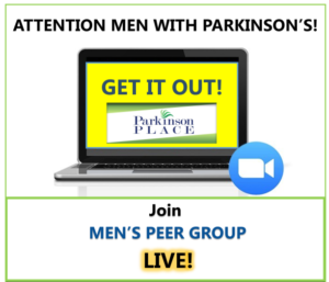 10am-GET IT OUT! Mens Peer Group (ZOOM meeting)