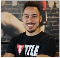 Picture of boxing instructor