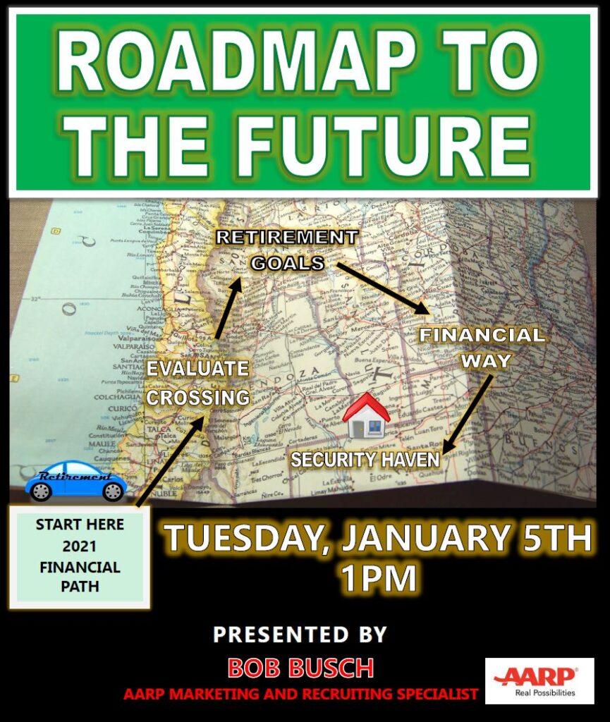 Roadmap to the Future Webinar