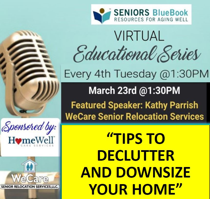 Tips to Declutter Your Home Webinar