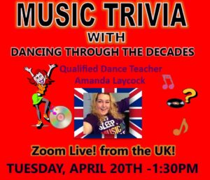 Music Trivia with Amanda