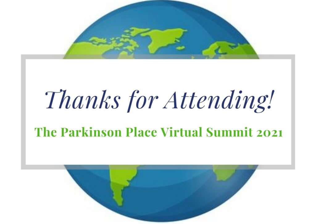 Thanks for Attending the Summit